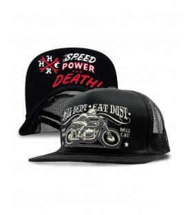 Hotrod Hellcat Trucker Cap Hell Bent