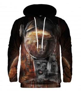 Mr Gugu Damenshirt Wood Skull