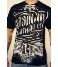 Hostility Shirt Woodblock