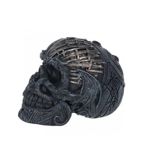 Nemesis Now Figur Sword Skull