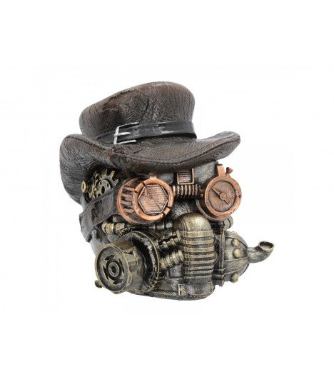 Nemesis Now Figur Steampunk Masked Menace