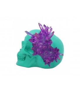 Nemesis Now Figur Amethyst Skull