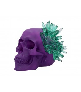 Nemesis Now Figur Emerald Skull