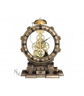 Nemesis Now Steampunk Tischuhr Time Machine