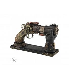 Nemesis Now Steampunk Pistole Nock's