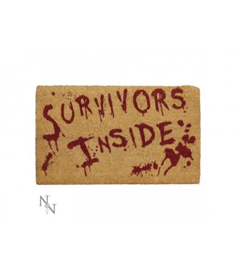 Nemesis Now Teppich Survivors Inside 75 CM