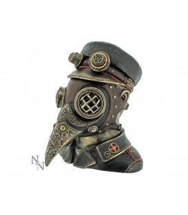 Nemesis Now Steampunk Schatulle Steam Doctor
