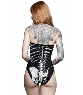 Killstar Rob Zombie Creeper Bodysuit
