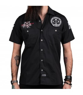 Wornstar Work Shirt Death Mechanic