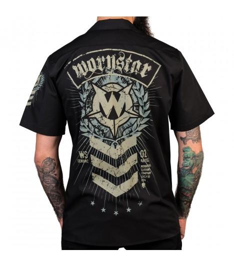 Wornstar Work Shirt SGT