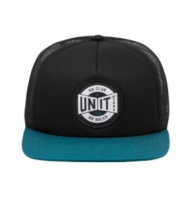 Unit Trucker Snapback Cap Govern