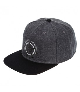 Unit Snapback Cap Salvage