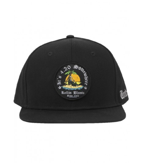 Unit Snapback Cap 4.20