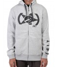 Unit Zip Hoody Hunter