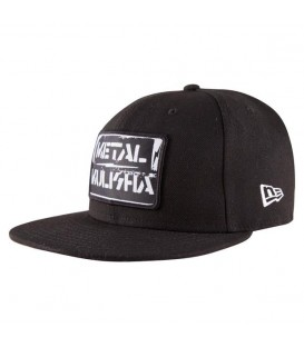 Metal Mulisha Snapback Cap New Era Resist