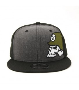 Metal Mulisha Snapback Cap New Era Cover
