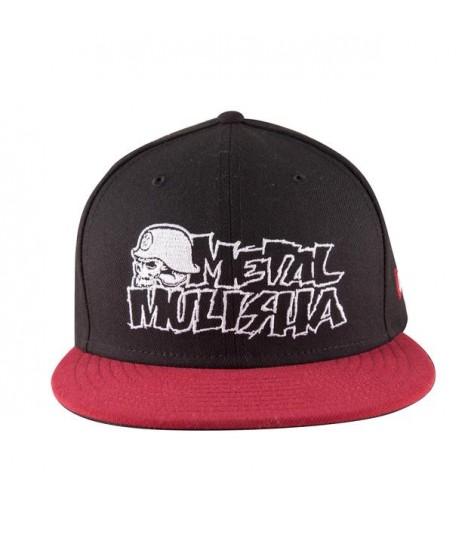Metal Mulisha Snapback Cap Sketch New Era