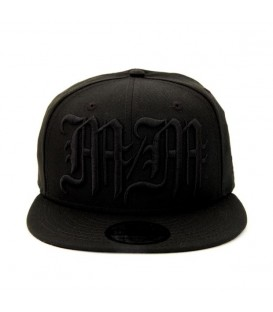 Metal Mulisha Snapback Cap Black Metal