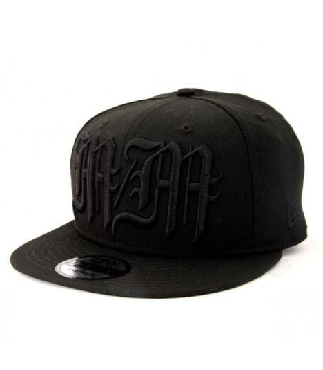 Metal Mulisha Snapback Cap Black Metal