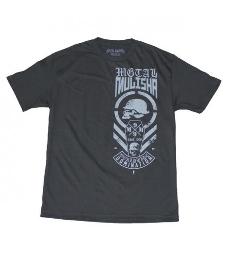 Metal Mulisha Shirt Levels Black