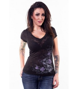 Lethal Angel Shirt Hourglass