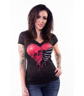 Lethal Angel Shirt Ribcage