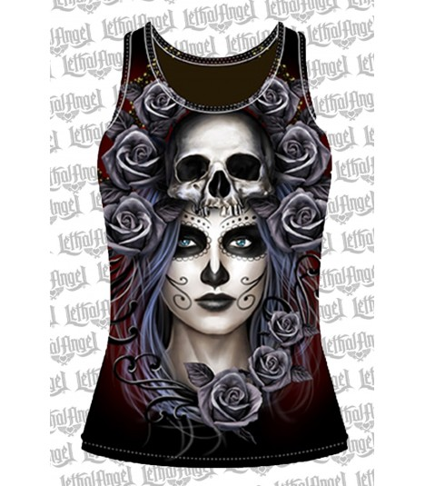 Lethal Angel Tank Queen of Death Razor