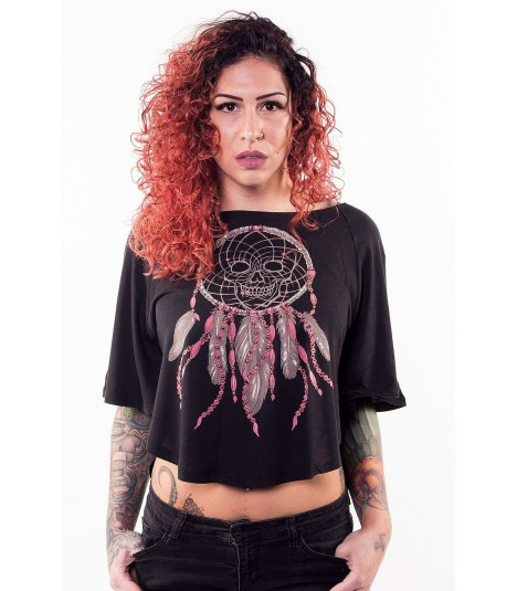Lethal Angel Shirt Dream Catcher