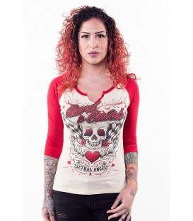 Lethal Angel Raglan Hard 2 Catch