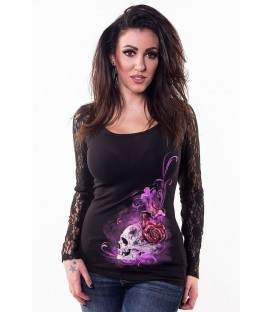 Lethal Angel Longsleeve Purple Haze