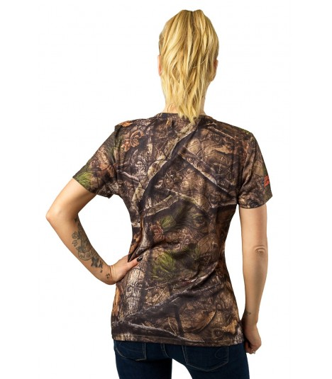 Lethal Angel Shirt Backwoods Camo