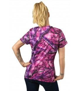Lethal Angel Backwoods Camo Pink
