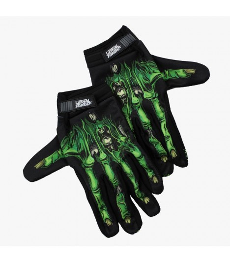 Lethal Angel Handschuhe Zombie
