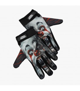 Lethal Angel Handschuhe Killer Clown
