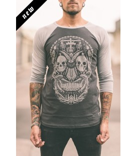 Cuts and Stitches Raglan Hangmans