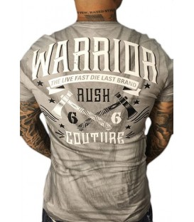Rush Couture Shirt Native Grey
