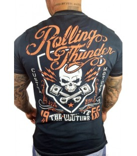 Rush Couture Shirt Rolling Thunder