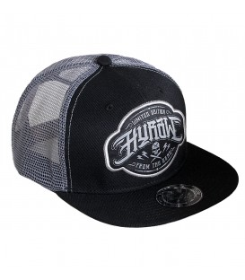 Hyraw Snapback Trucker Cap Bat