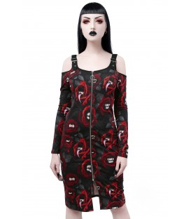 Killstar Dress Sinner Midi