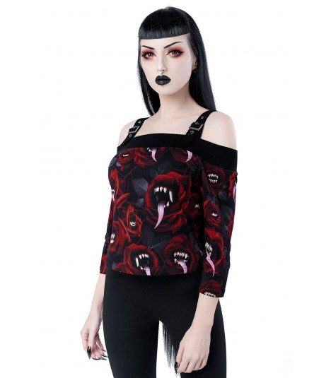 Killstar Top Genesis Bardot