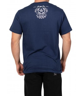 Unit Shirt Origin Navy Blue