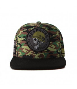Headrush Snapback Cap The Hunter Camo