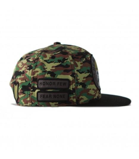 Headrush Snapback Cap The Hunter Camo