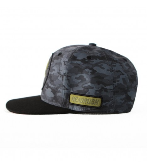 Headrush Snapback Cap The Hunter Grey