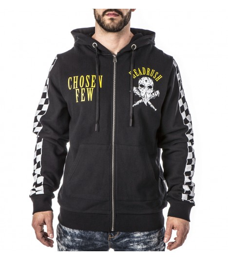Headrush Zip Hoody The City of Love