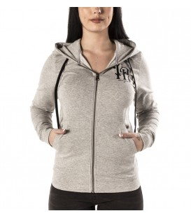 Headrush Zip Hoody The Ryder Dare Grey