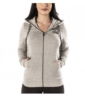 Headrush Zip Hoody All The Way Home Grey
