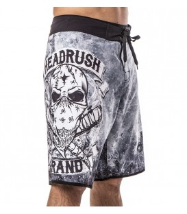 Headrush Boardshorts The Road Groupies Grey