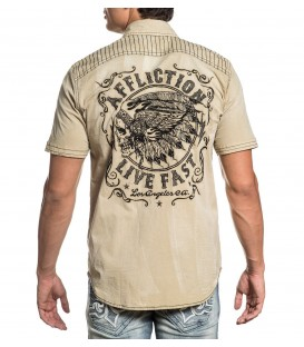 Affliction Hemd Articulate