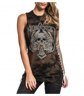 Affliction Tank Hollow Point